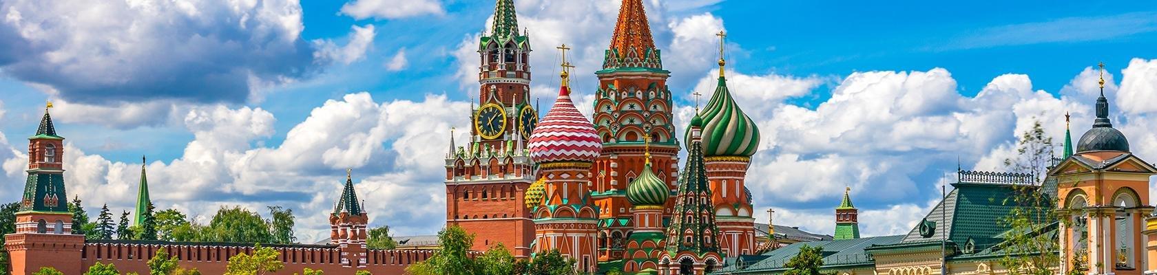 Groepsreis Europa: Rusland