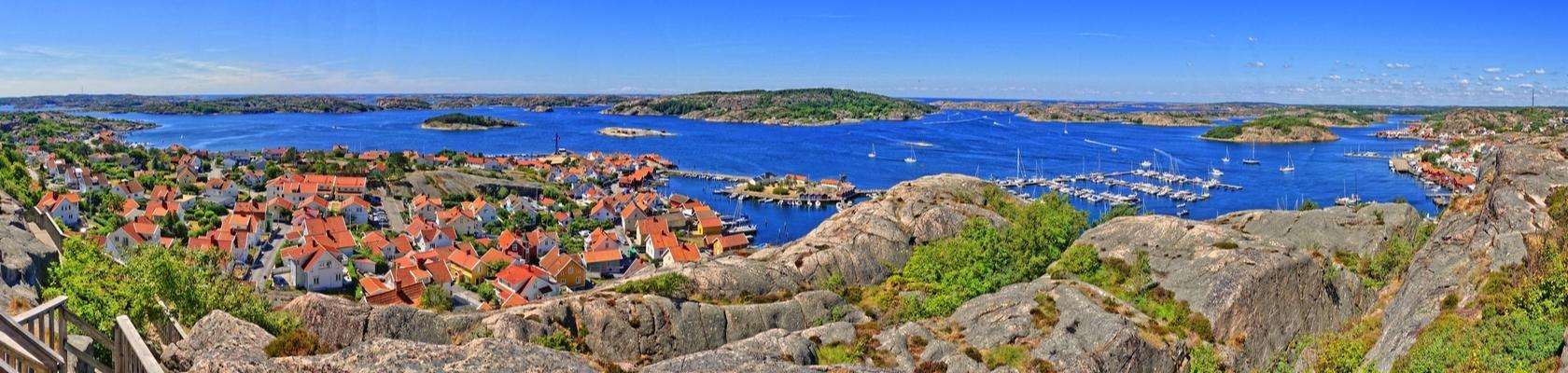 Fjaellbacka, Zweden