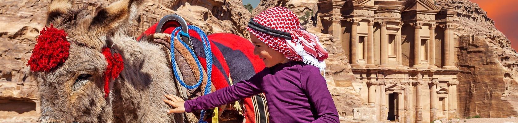 Wereldwonder Petra