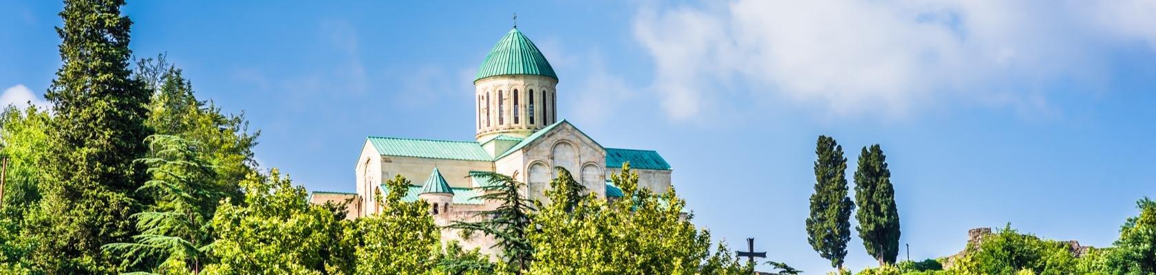 Het Gelati klooster