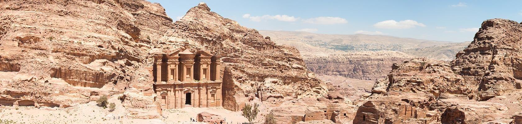 Groepsreizen Midden-Oosten: Jordanië