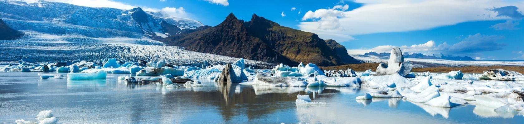 Jökulsárlón-gletsjerlagune