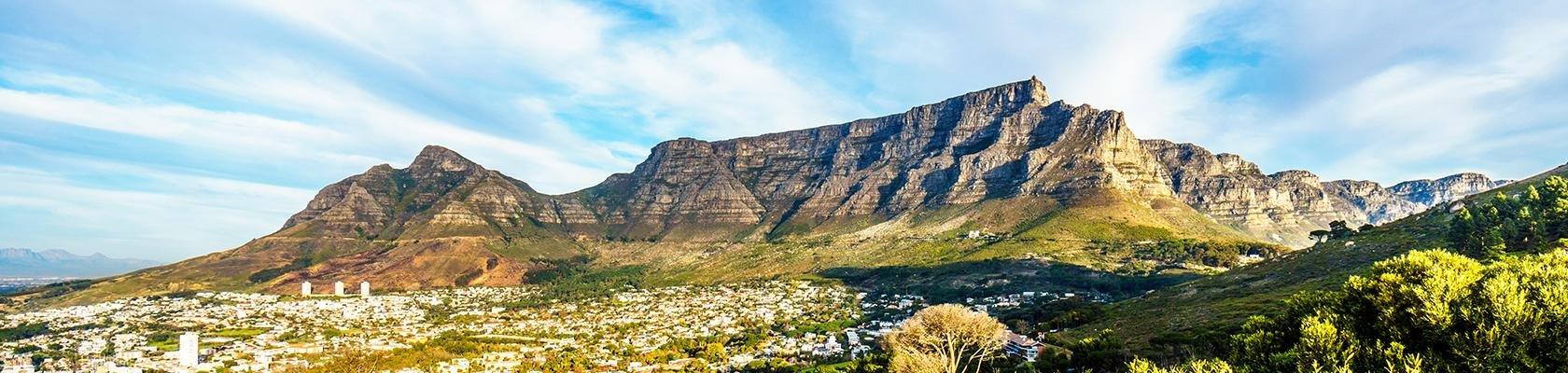 Rondreizen Zuid-Afrika met de Tafelberg