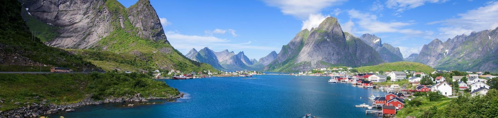 Het 'mooiste dorp van de Lofoten' Reine
