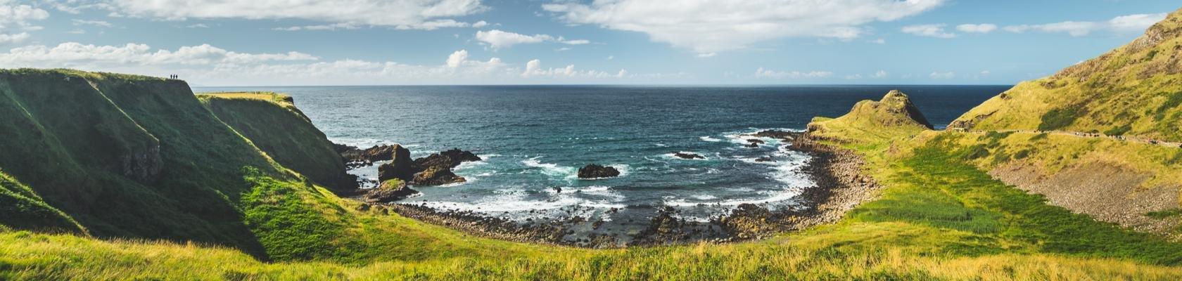 Noord-Ierse kust