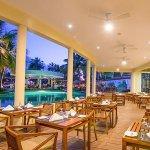 Eden Resort, Garden of Eden restaurant