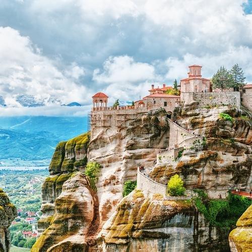 Meteora Kloosters, Kalambaka