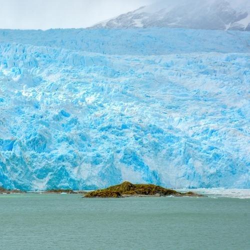 El Brujo gletsjer