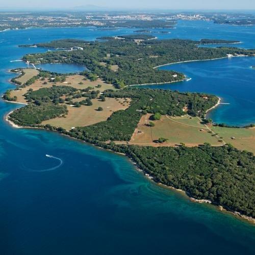 Nationaal Park Brijuni