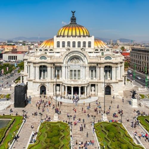 Kathedraal Mexico Stad