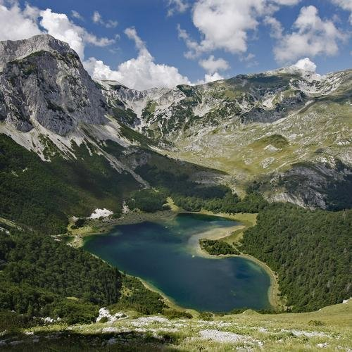 Sutjeska nationaal park