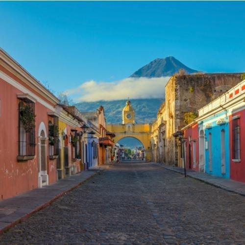 Puerto Quetzal, Antigua