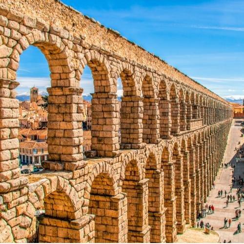 Aquaduct van Segovia