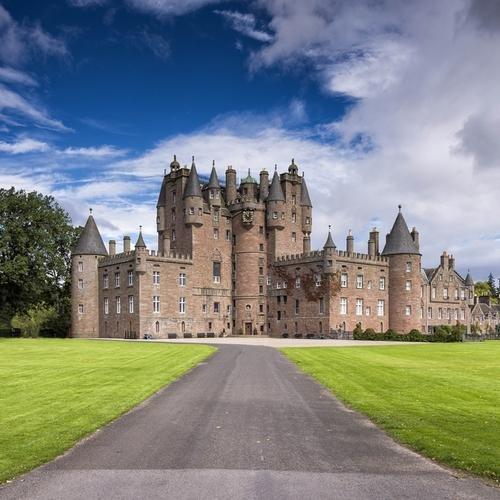 Schotland Glamis Castle
