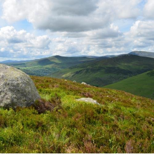 Ierland Wicklow Mountains NP