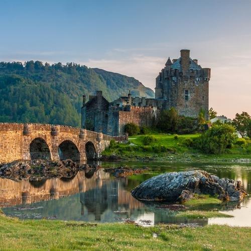 Schotland Eilean Donan Castle