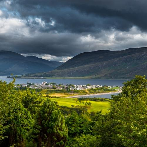 Schotland Ullapool And Loch Broom