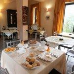 Casale Romano, restaurant