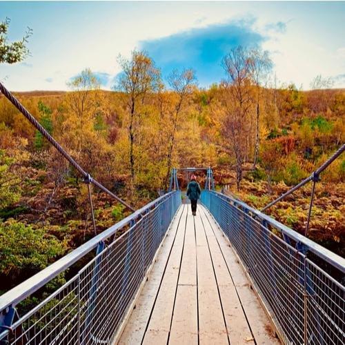 Scholand Corrieshalloch Gorge