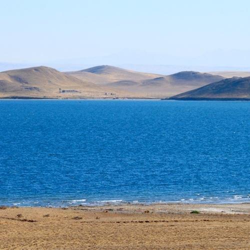Aydarkul meer, Oezbekistan