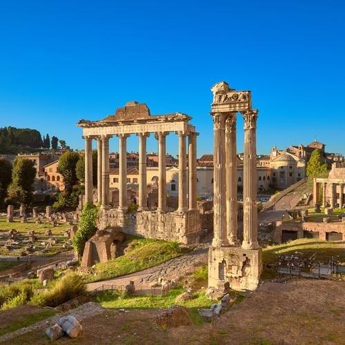 IT_AL_Forum Romanum in Rome