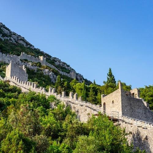De muren van Ston