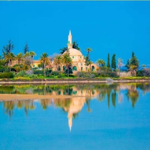Hala Sultan Tekke moskee