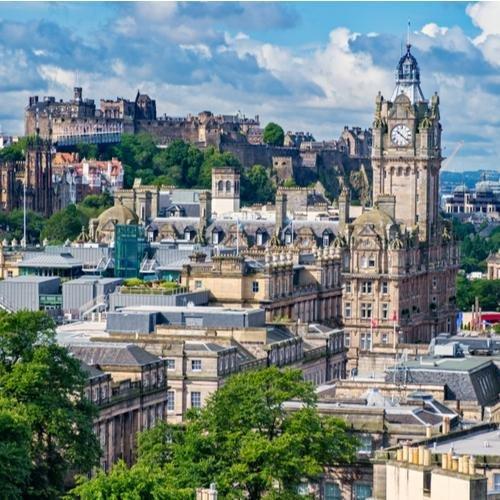 Schotland Edinburgh