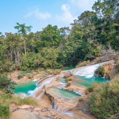Roberto Barrios watervallen