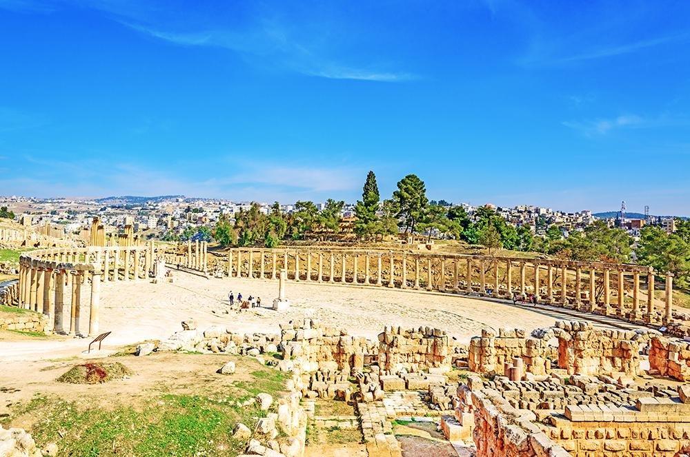 Vakantie naar Jordanië (4)