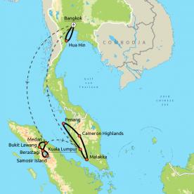 Sumatra & Maleisië