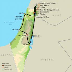 Hoogtepunten van Israël