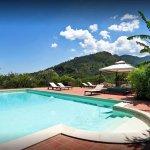 Casale Romano, zwembad
