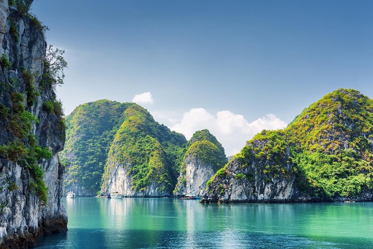 Natuurwonder Halong Bay