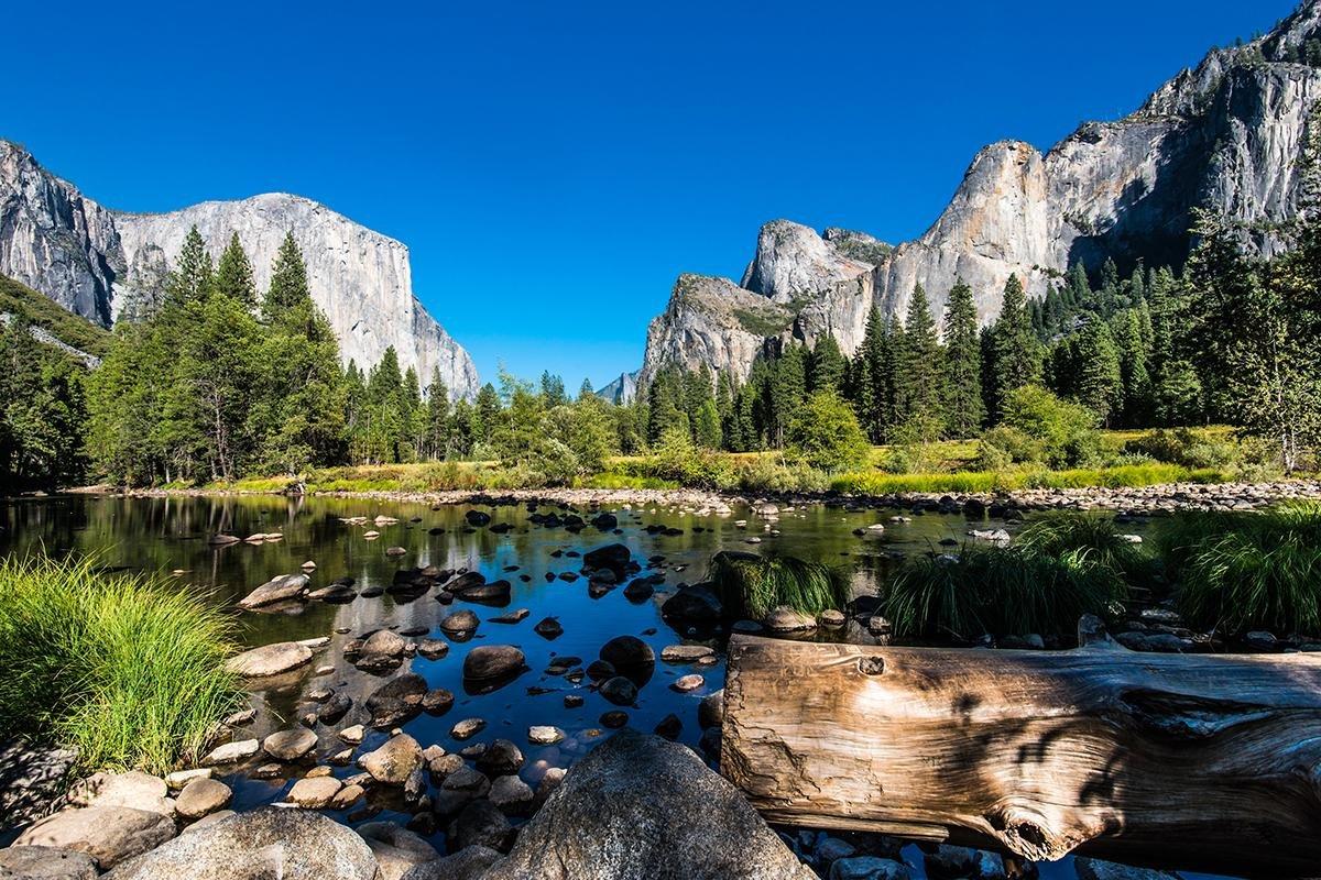 Natuurwonder Yosemite Nationaal Park