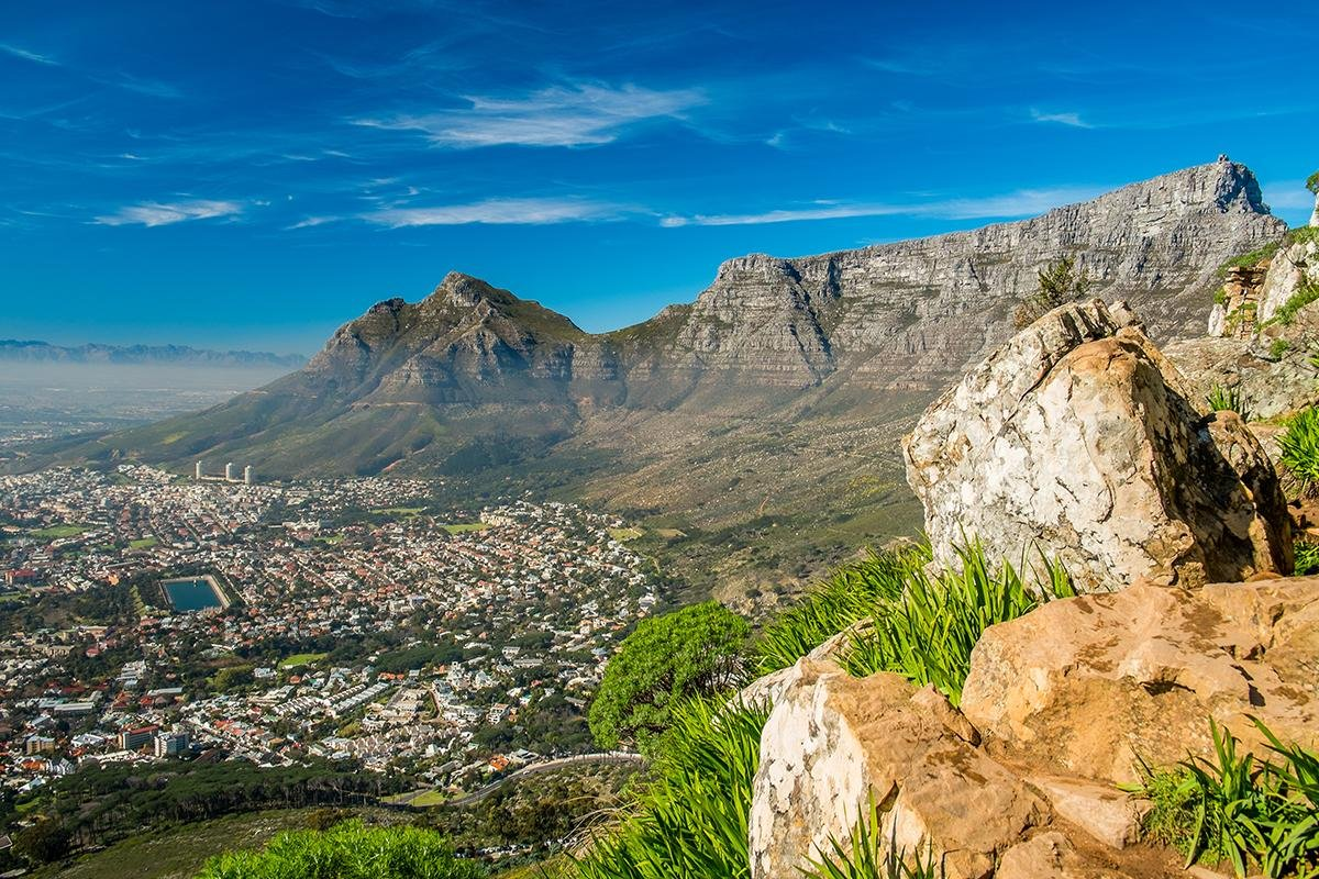 Natuurwonder Tafelberg