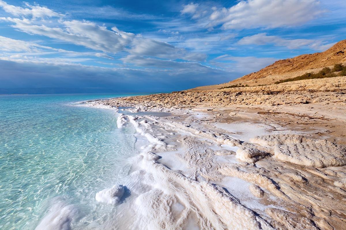 Natuurwonder Dode Zee