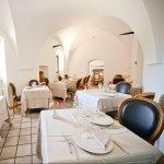 Grand Hotel Masseria Santa Lucia, restaurant